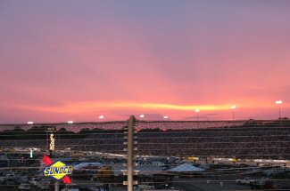Nothing like a sunset over RIR!
