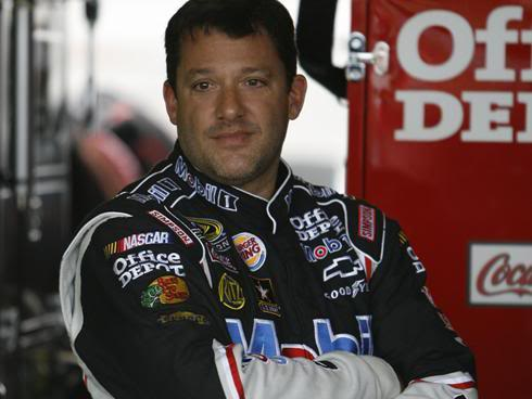 Tony Stewart 3-Time Sprint Cup Champion