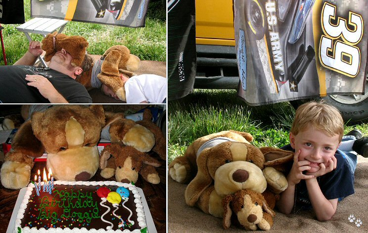 Birthday Celebrations, Nascar Races at Richmond,